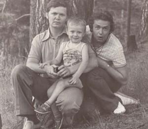 Олег, Димочка и Игорь