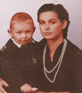 мама и Игорёк